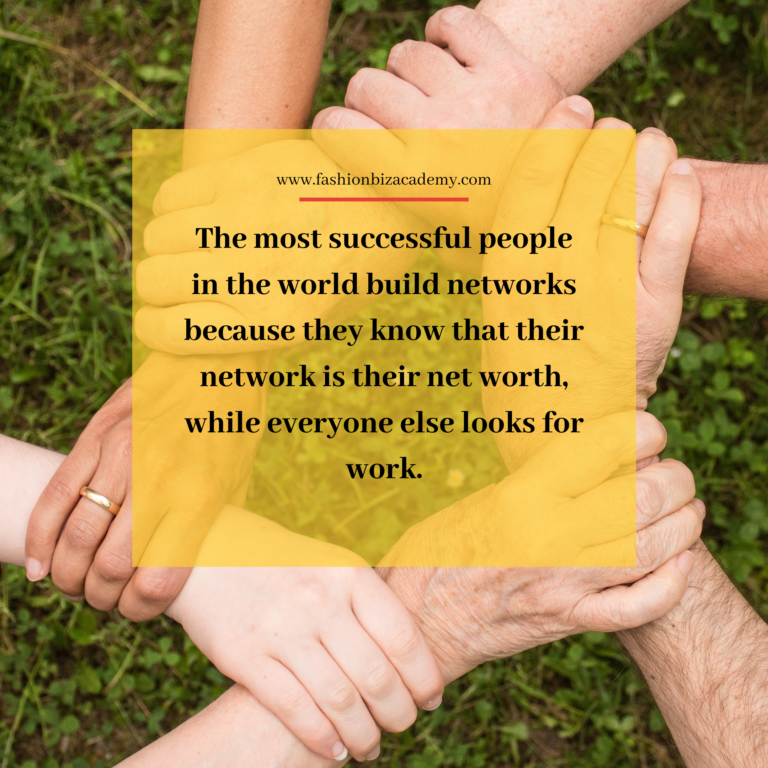 quote about networking