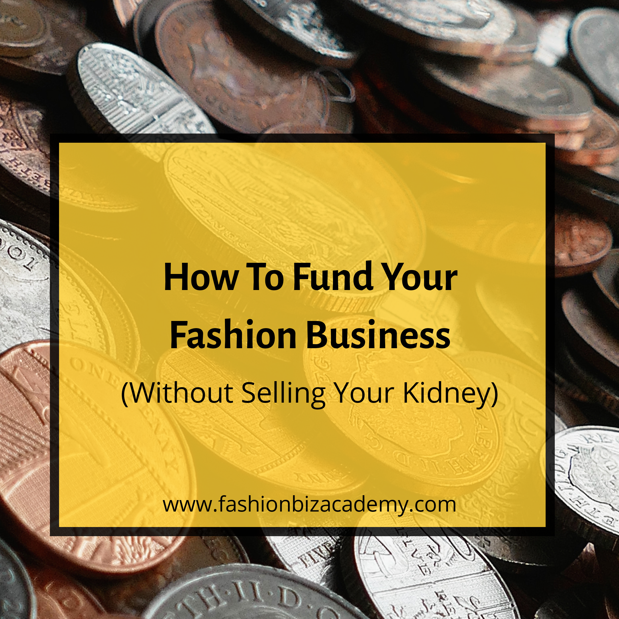 fund your fashion business